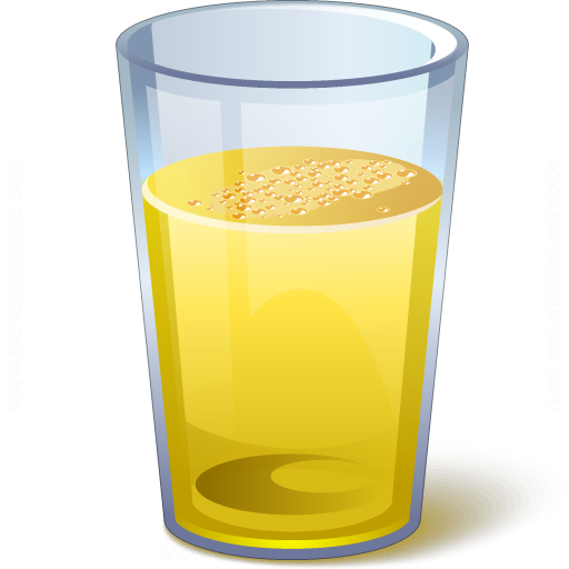 Drink Yellow Icon