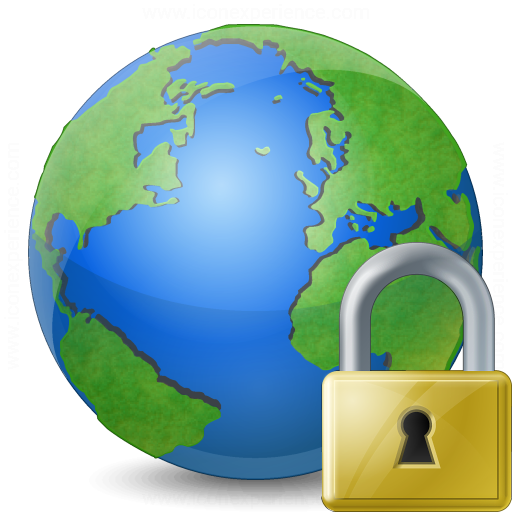 Earth Lock Icon
