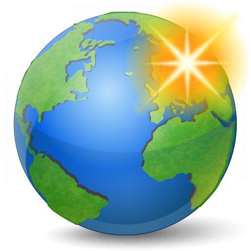 Earth New Icon