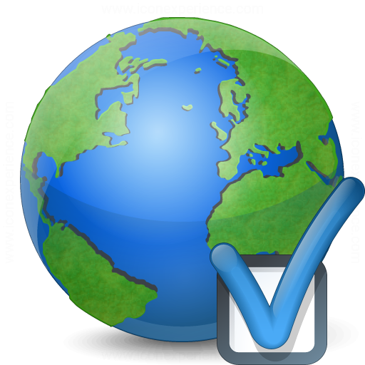 Earth Preferences Icon