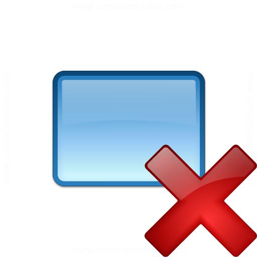 Element Delete Icon