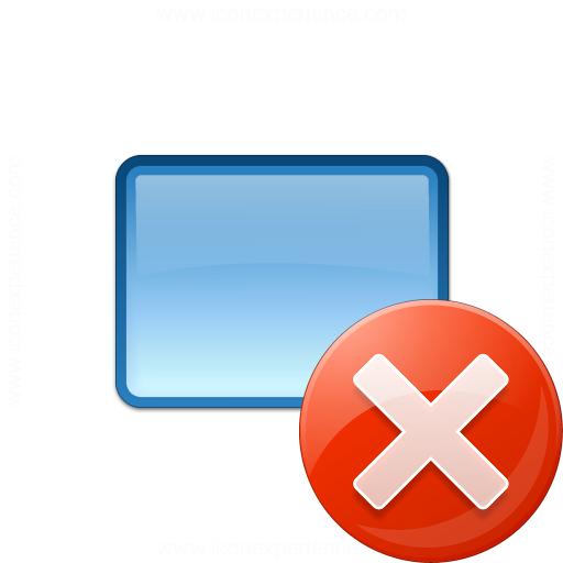 Element Error Icon