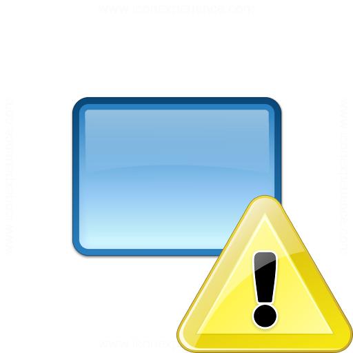 Element Warning Icon