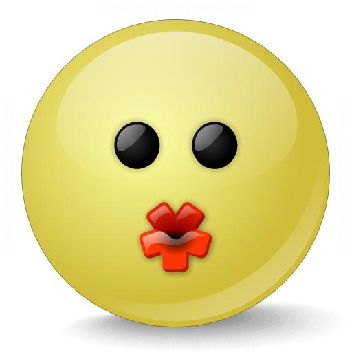 Emoticon Kiss Icon