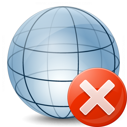 Environment Error Icon
