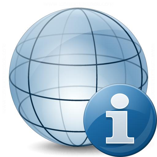 Environment Information Icon