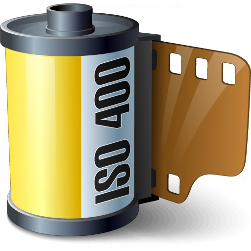 Film Cartridge Icon