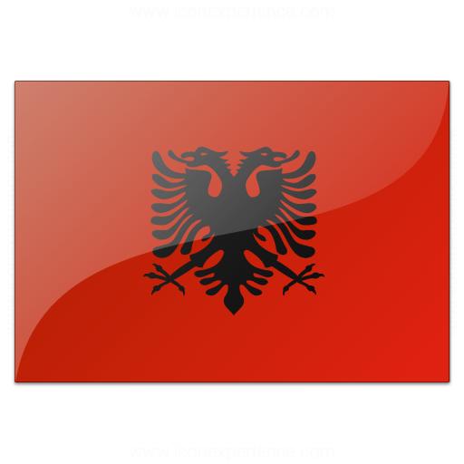 Flag Albania Icon