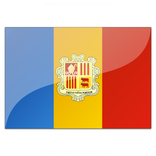 Flag Andorra Icon