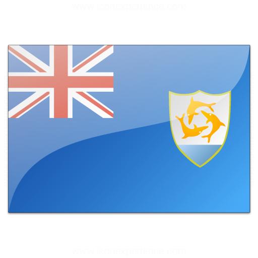 Flag Anguilla Icon
