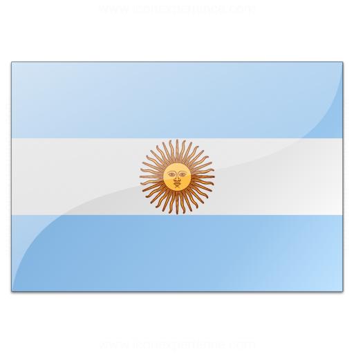 Flag Argentina Icon