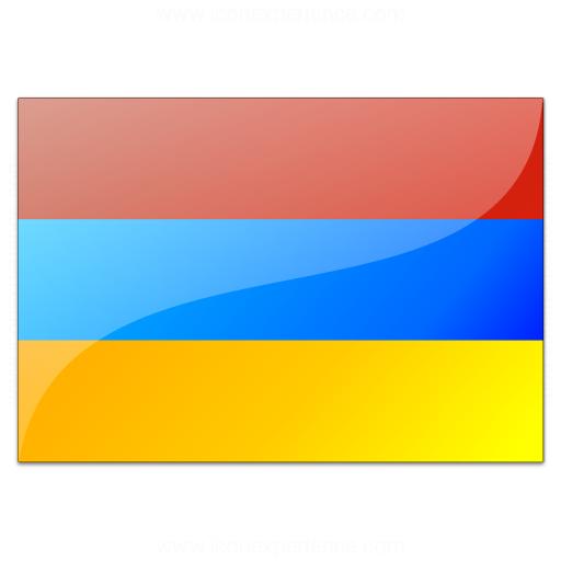 Flag Armenia Icon