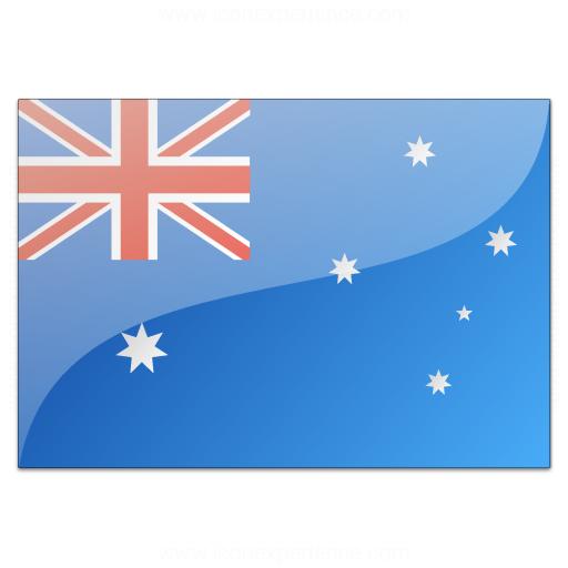 Flag Australia Icon