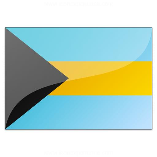 Flag Bahamas Icon