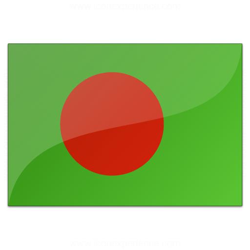 Flag Bangladesh Icon
