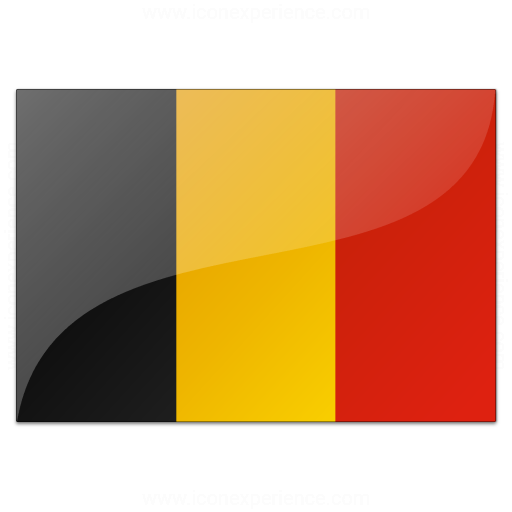 Flag Belgium Icon