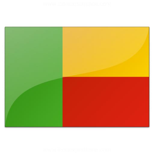 Flag Benin Icon