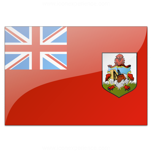 Flag Bermuda Icon