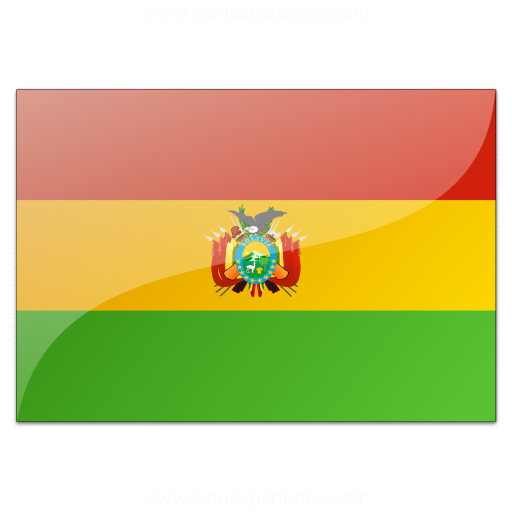 Flag Bolivia Icon