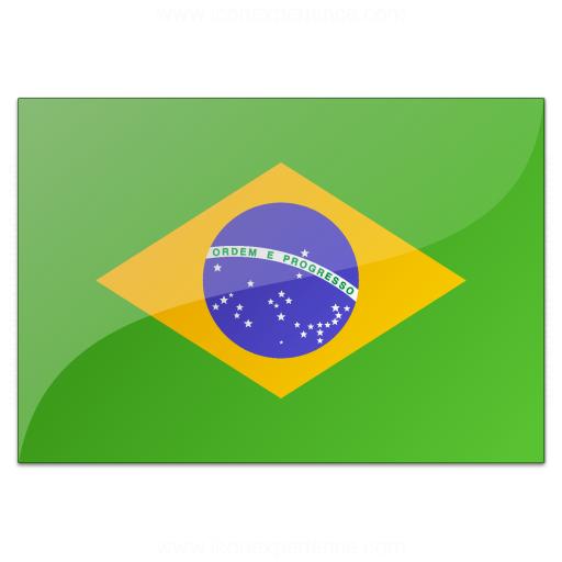 Flag Brazil Icon
