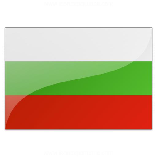 Flag Bulgaria Icon