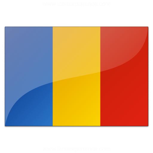 Flag Chad Icon