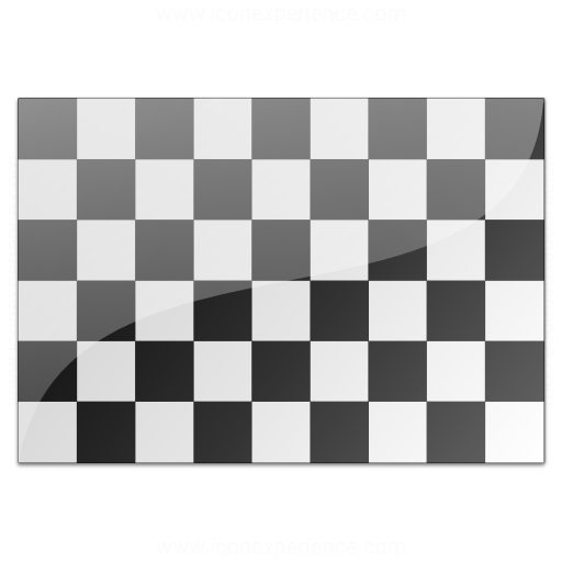 Flag Checkered Icon