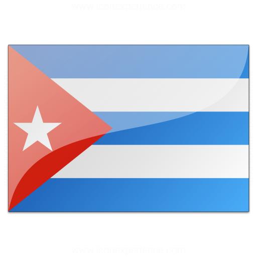 Flag Cuba Icon