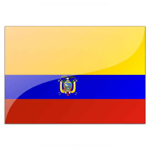 Flag Ecuador Icon
