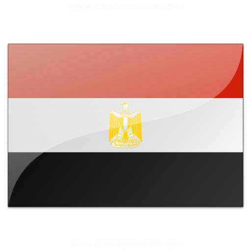 Flag Egypt Icon