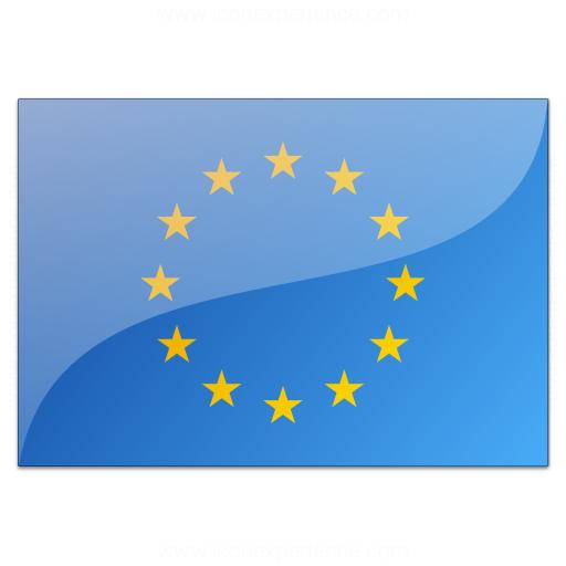 Flag Eu Icon