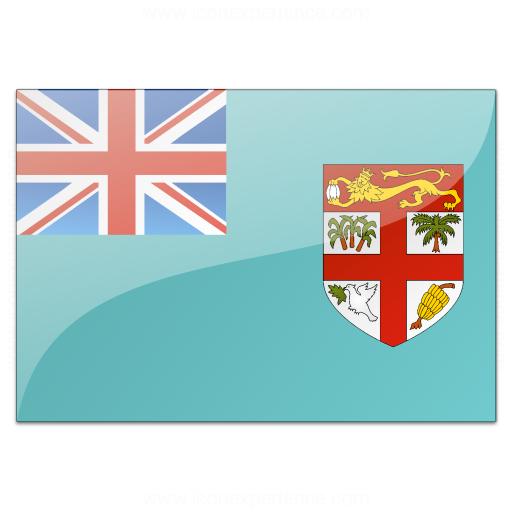 Flag Fiji Icon