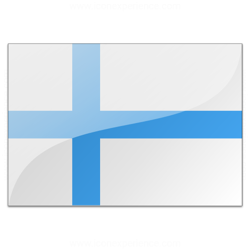Flag Finland Icon