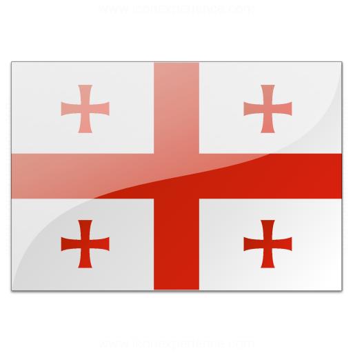 Flag Georgia Icon