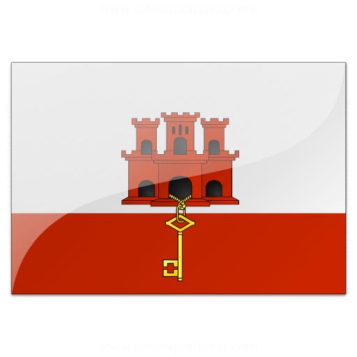 Flag Gibraltar Icon