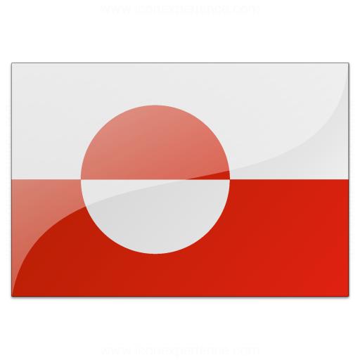 Flag Greenland Icon