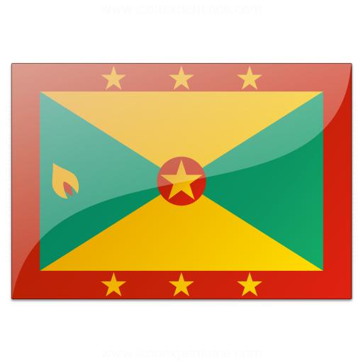 Flag Grenada Icon