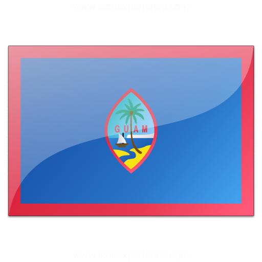 Flag Guam Icon