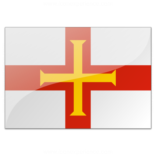 Flag Guernsey Icon