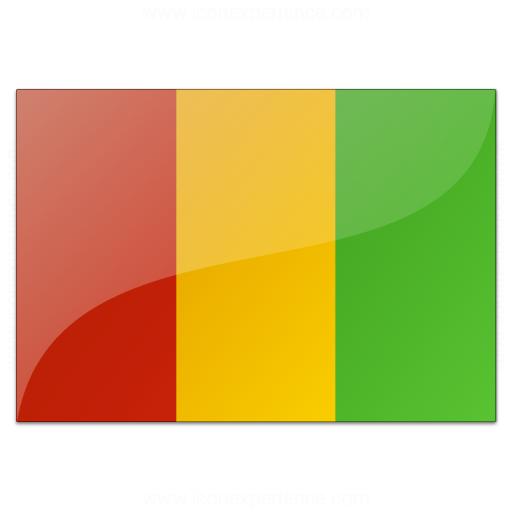 Flag Guinea Icon