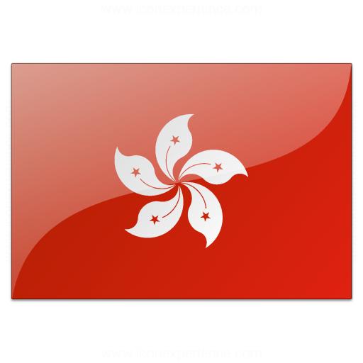 Flag Hong Kong Icon