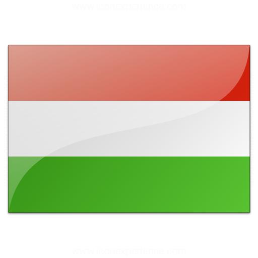 Flag Hungary Icon