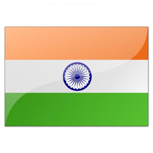 Flag India Icon
