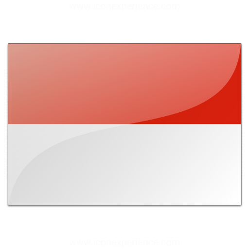 Flag Indonesia Icon
