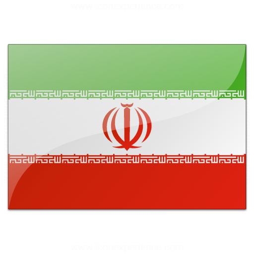 Flag Iran Icon