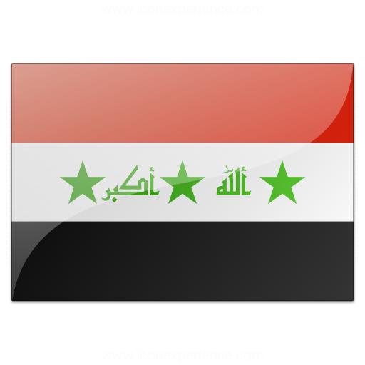Flag Iraq Icon