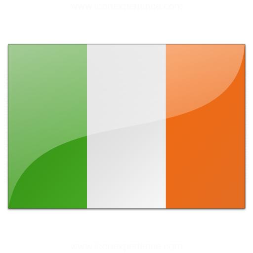 Flag Ireland Icon