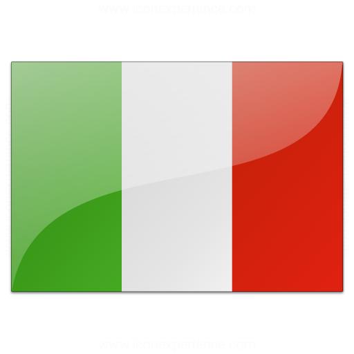 Flag Italy Icon