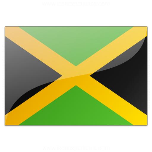 Flag Jamaica Icon