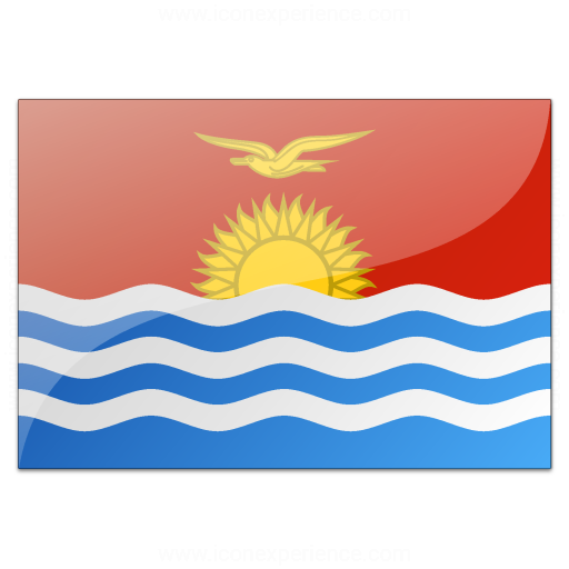 Flag Kiribati Icon